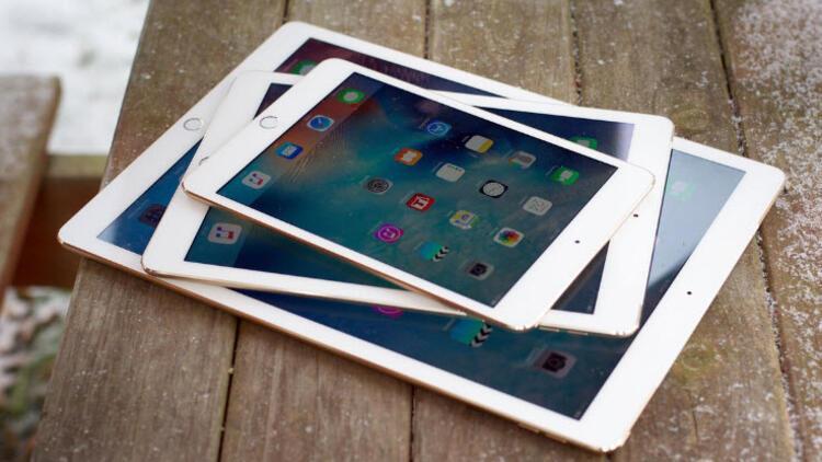 iPad'lerde büyük değişim: Home butonu gidiyor, Face ID geliyor