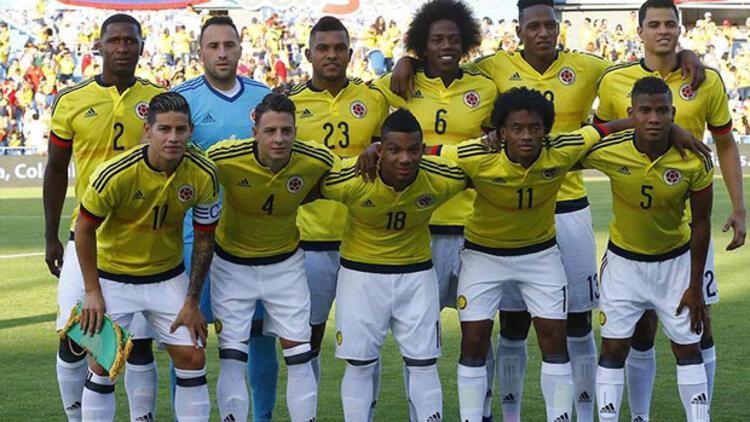 Kolombiya'nın 2018 Dünya Kupası kadrosunda kimler var?