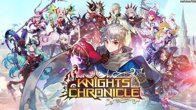 Knights Chronicle için 1 milyondan fazla ön kayıt