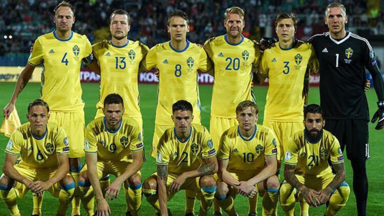 İsveç'in 2018 Dünya Kupası kadrosunda kimler var?