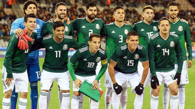 2018 Dünya Kupası'nda Meksika'nın kadrosunda kimler var?