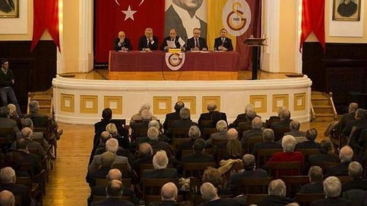Galatasaray Divan Kurulu, Florya'da toplanacak