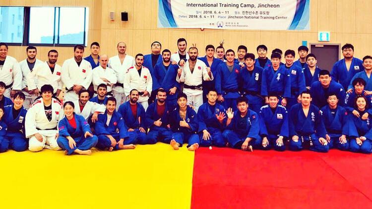 Judo Milli Takımı G.Kore'den Japonya'ya geçti