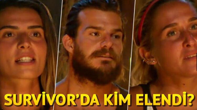 Survivor'da dün akşam kim elendi? | Gelen SMS'ler elenen yarışmacıyı belirledi