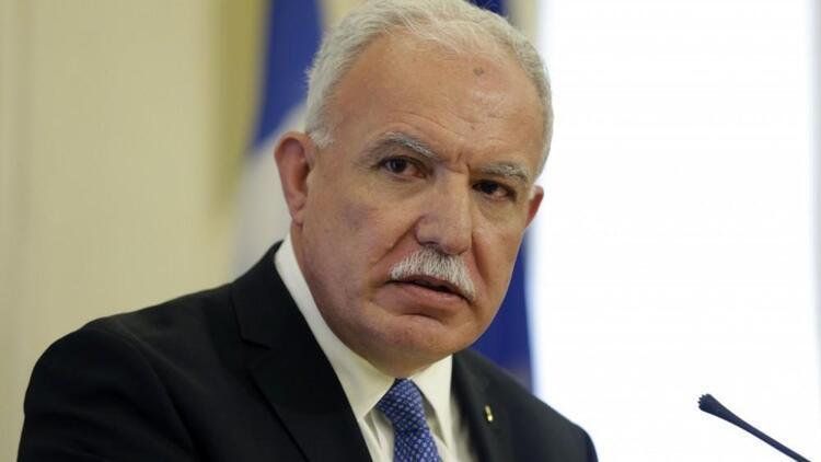 Filistin Dışişleri Bakanı'ndan BM kararı açıklaması