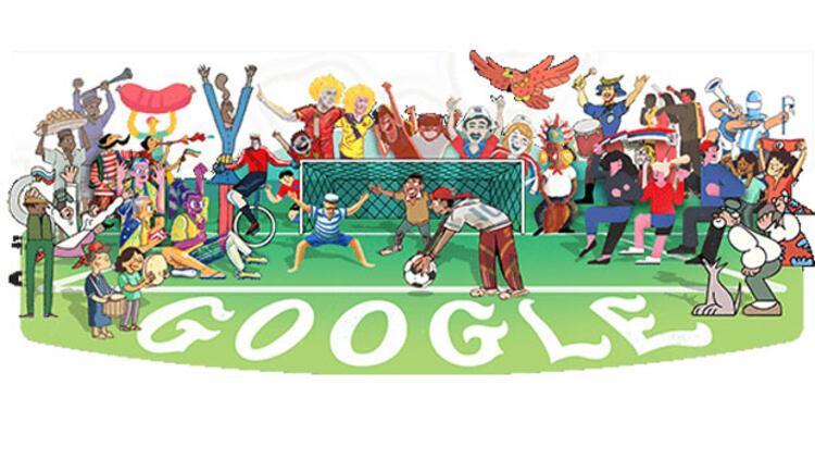 Dünya Kupası 2018 Google'dan özel tema.. Dünya Kupası ilk hangi tarihte oynandı?