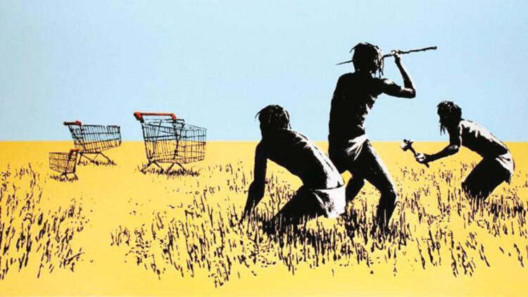 Toronto, Banksy hırsızını arıyor