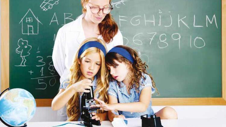 Teknoloji üreten nesiller için STEM