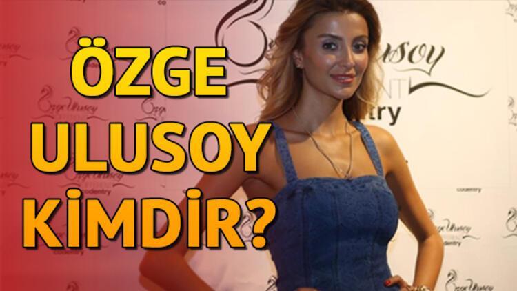 Özge Ulusoy kimdir? Kaç yaşında ve nereli?