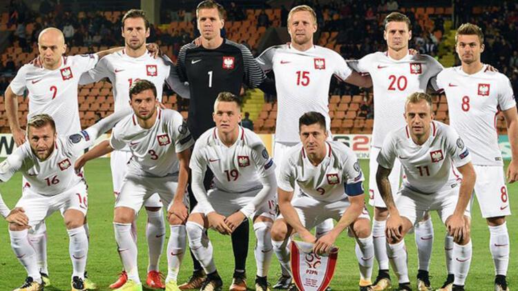 2018 FIFA Dünya Kupasında Polonya Milli Takımında hangi oyuncular var