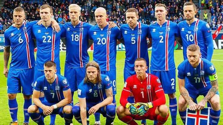 2018 Dünya Kupasında İzlandanın kadrosunda hangi oyuncular var