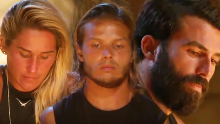 Survivor yarışmasında dün akşam kim elendi? İşte elenen isim ve son sözleri