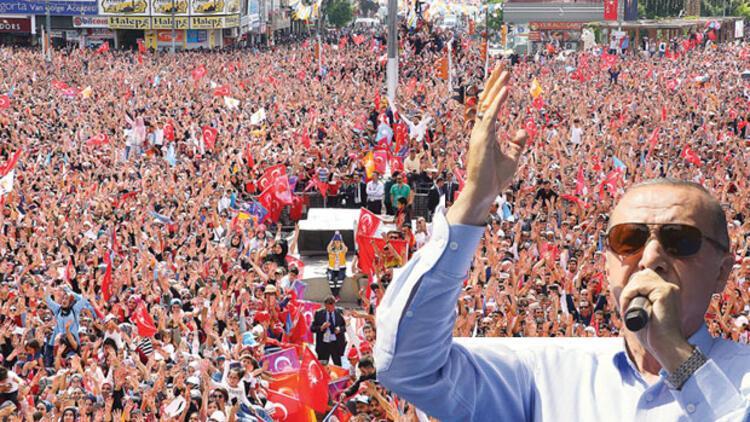 'Devran değişti hükümet sistemini değiştiriyoruz'