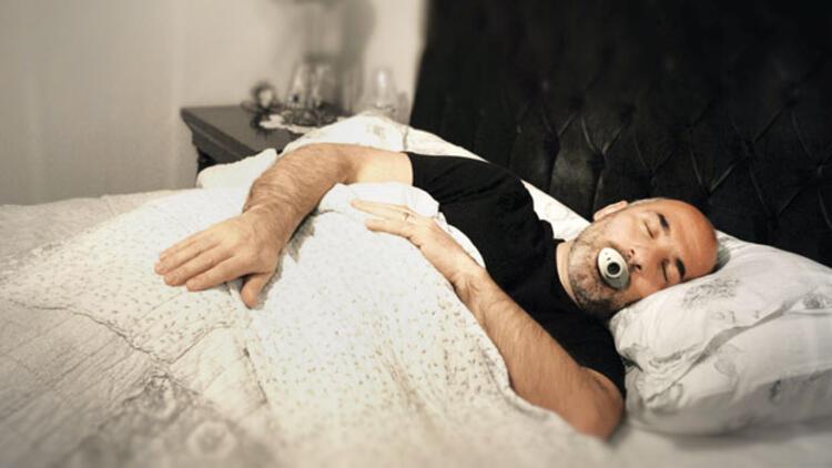 Uyku apnesine tekno çözüm