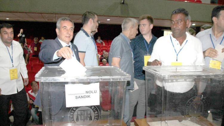 Bandırmaspor'da Başkan Karlahan dönemi