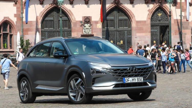 Hyundai ve Audi'den hidrojen otomobil