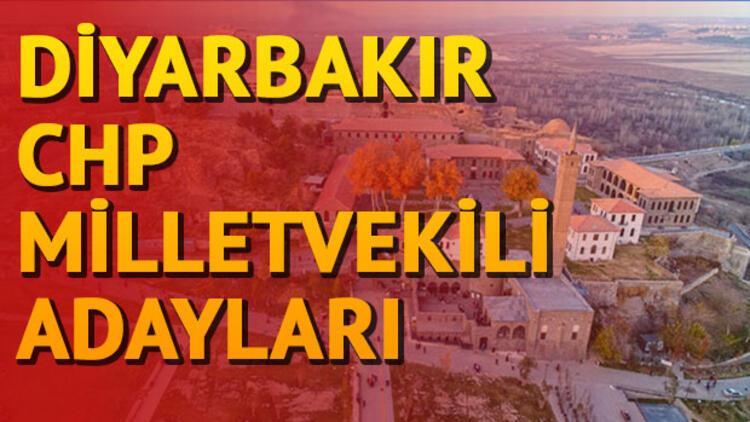 Chp Diyarbakir Milletvekili Adaylari Kimlerdir Chp