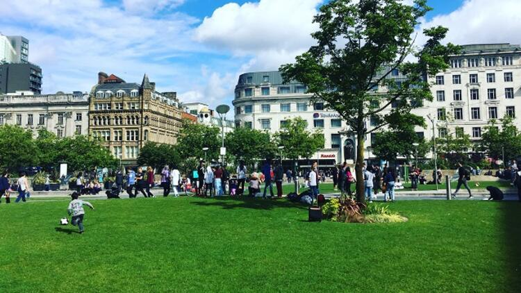 Sanayi devrimi mucizesi:Manchester