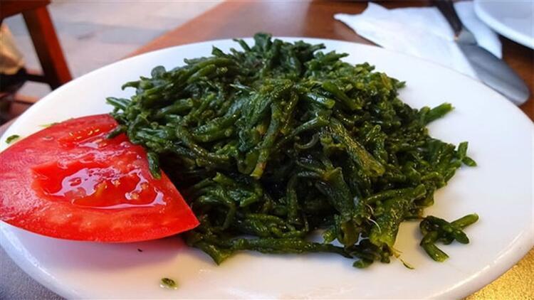 Otlarını tadın: İzmir lezzetleri