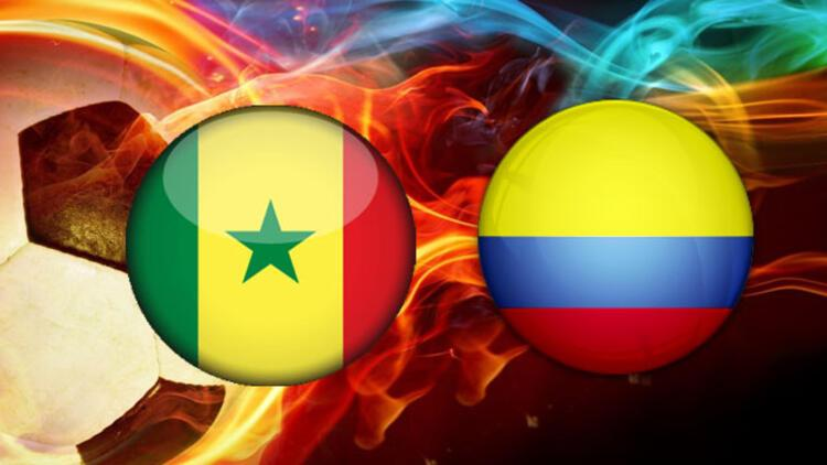 Senegal Kolombiya maçı ne zaman saat kaçta hangi kanalda?
