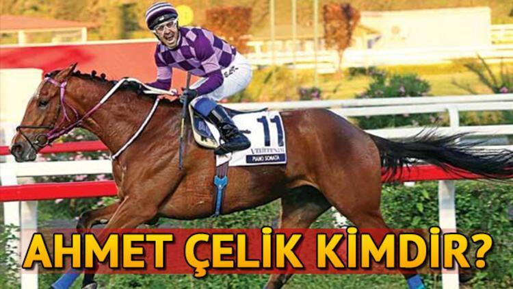 Ahmet Çelik kimdir? Jokey Ahmet Çelik'in hayatı