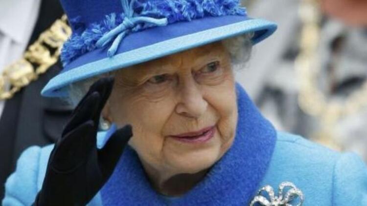 Kraliçe'nin ölüm provası yapıldı!