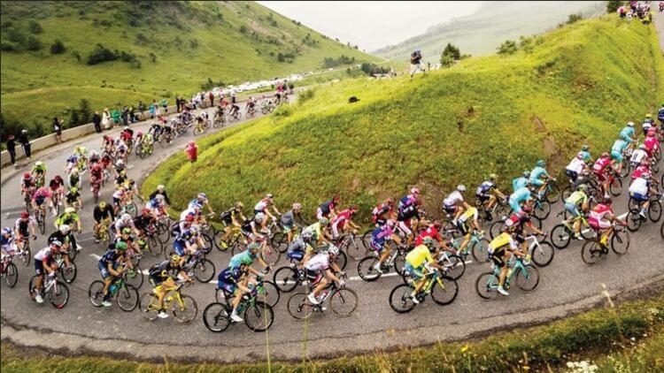 Hazırlanın 'Tur'a çıkıyoruz…10 maddede 'Fransa Bisiklet Turu''