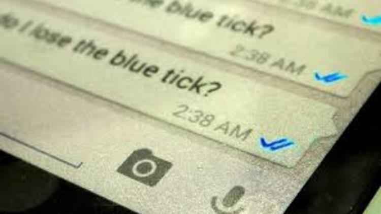 Whatsapp mavi tik kaldırma Android