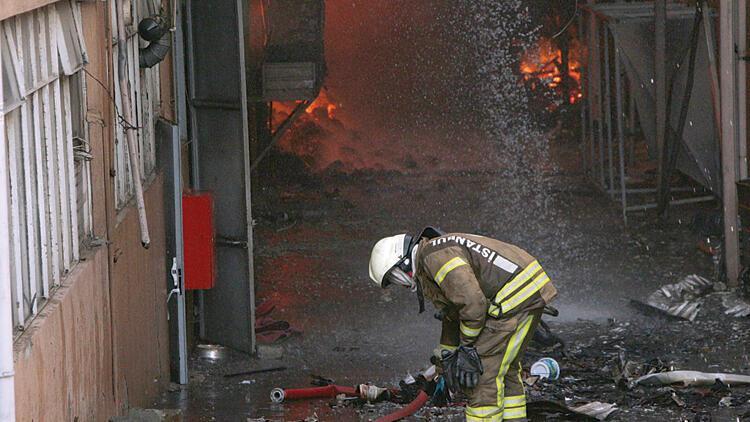 Fabrika yangınlarında 'sahtecilik' şüphesi