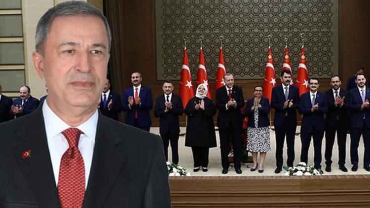 Yeni kabinenin Milli Savunma Bakanı Hulusi Akar kimdir?