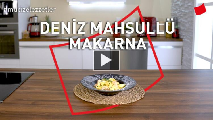Deniz Mahsullü Makarna