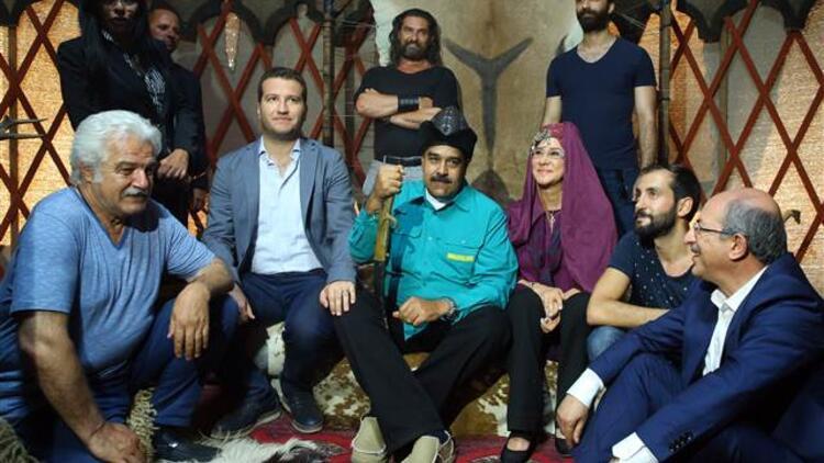 Madurodan Türkiyede sürpriz ziyaret Kimse beklemiyordu