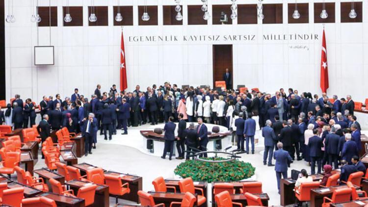 Erkek meclisi: Vekillerin sadece yüzde 17.45'i kadın