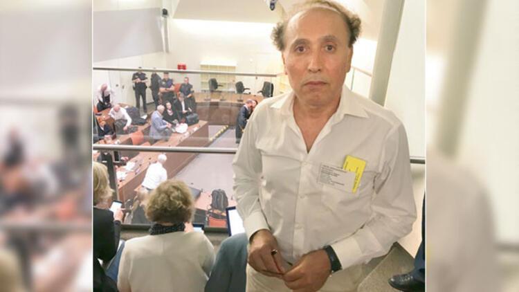 Neonaziler, duruşma salonunda bana laf attı
