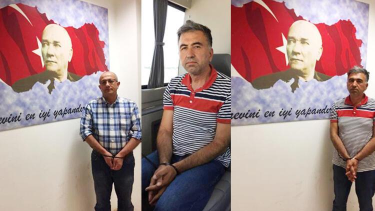 MİT'ten operasyon! İki üst düzey FETÖ'cü Türkiye'ye getirildi