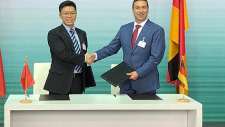 HUAWEI ve Audi'den stratejik iş birliği anlaşması