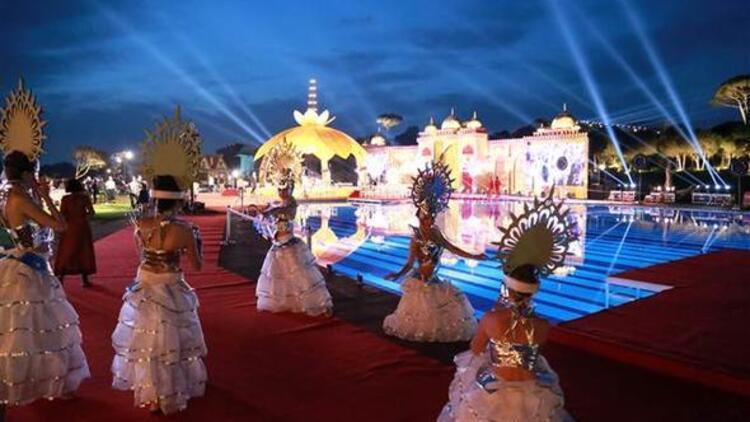 Gelin damat kavga etti! Antalya'daki 5 milyon dolarlık düğün iptal oldu