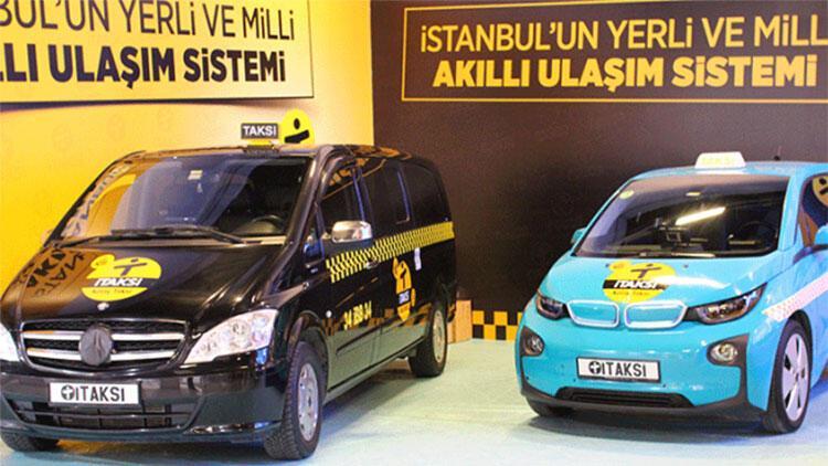"""""""Turkuaz ve siyah"""" taksilerle hizmet kalitesi arttı"""