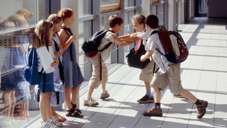 Almanyada okullar şiddet rekoru kırıyor