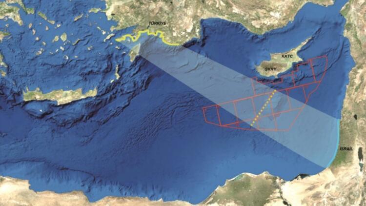 Doğu Akdeniz'de büyük oyun! 3 trilyon dolarlık rezerv