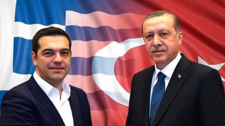 Erdoğan'dan Çipras'a telefon: Yardım için hazırız