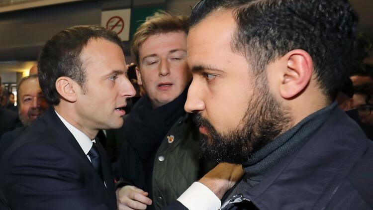 Macron'un eski özel kalem müdür yardımcısı hakkındaki soruşturma