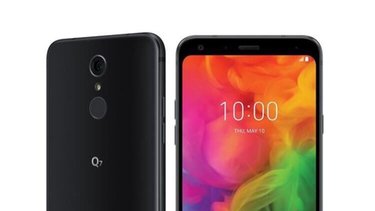 LG Q7+ Türkiye genelinde satışa çıkıyor! İşte fiyatı