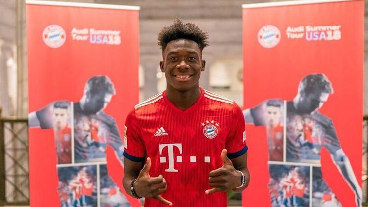 Davies Bayern Münih