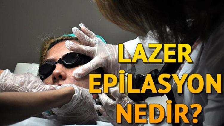 Lazer epilasyon nedir? Lazer epilasyon nasıl yapılır?