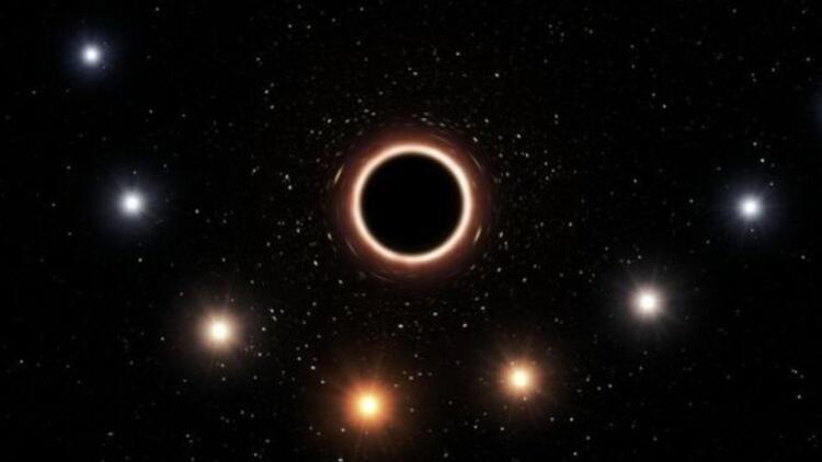 Einsteinın teorisi kara delik testini geçti- Artı Gerçek