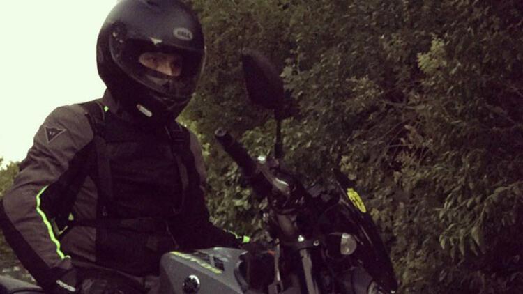 Motosiklet tutkunu gencin feci ölümü