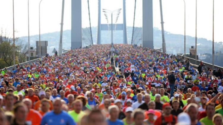 Vodafone 40. İstanbul Maratonu için yarına dikkat!