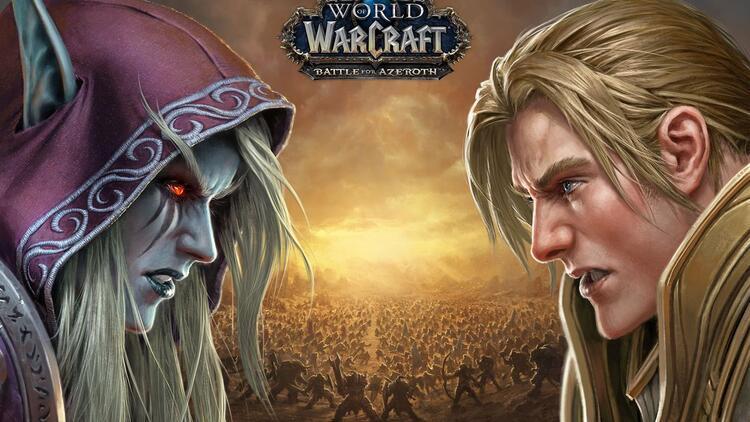 World of Warcraft: Battle for Azeroth için Nvidia güncellemesi yayında!