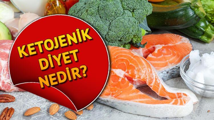 Ketojenik diyet nedir? Ketojenik diyet nasıl yapılır?